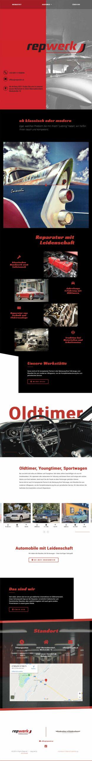 Repwerk Oldtimerreparatur und handel scaled schnittware